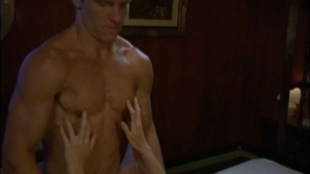 """Pegg Landon nude in """"Emmanuelle Queen Of The Galazy"""" (1994) 1080p"""