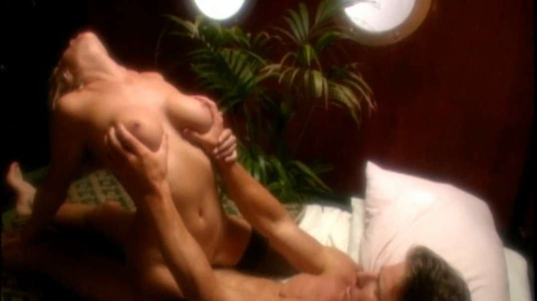 """Jennifer Behr nude in """"Emmanuelle Queen Of The Galazy"""" (1994) 1080p"""