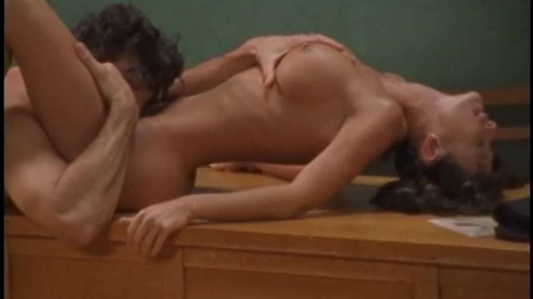 """Brandy Montegro  nude in """"Close Enough To Touch"""" (2002)"""